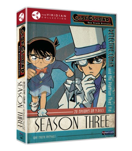 Case Closed: Season Three (Viridian Collection)