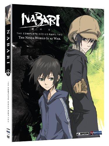 Nabari No Ou: Complete Series, Part 2