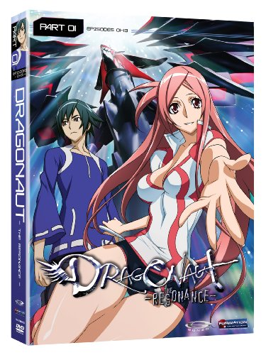 Dragonaut: The Resonance, Complete Series Part 1