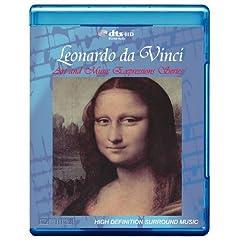 Leonardo da Vinci: Art and Music Expressions Series [5.1 DTS-HD Master Audio/Video Disc] [Blu-ray]