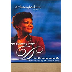 An Evening with Dionne Warwick DVD
