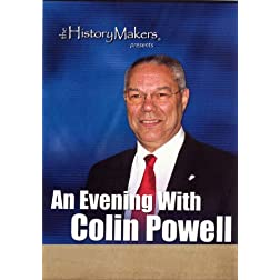 An Evening with Collin Powell DVD