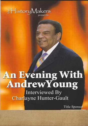 An Evening with Andrew Young DVD