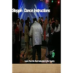 R&B/Steppin Dance Instruction Video
