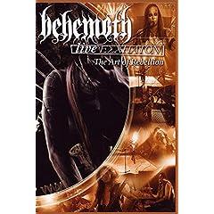 Behemoth: Live Eschaton The Art of Rebellion