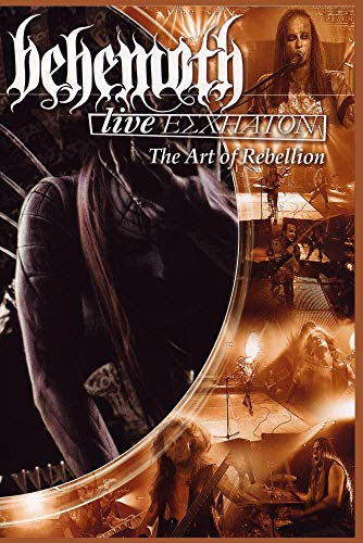 Behemoth: Live Eschaton The Art of Rebellion