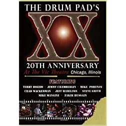 The Drum Pad's 20th Anniversary at the Vic Theatre