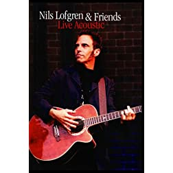 Nils Lofgen & Friend Live Acoustic