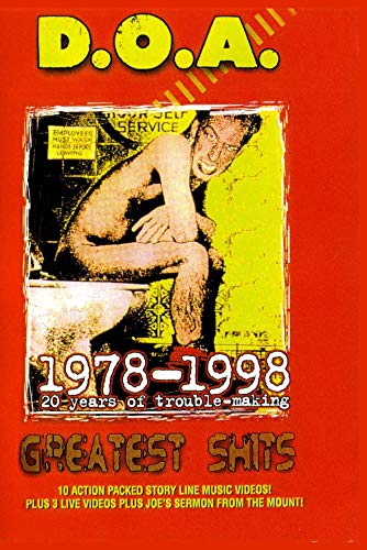 D.O.A. - Greatest Shits 1978-1998