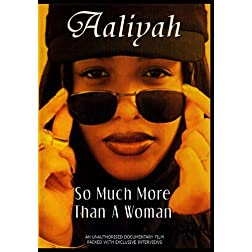 Aaliyah So Much More Than A Woman