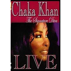 Chaka Khan  -The Signature Diva Live