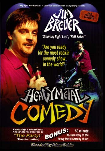 Jim Breuer Heavy Metal Comedy