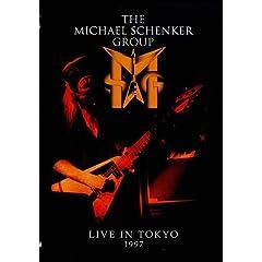 The Michael Schenker Group Live In Tokyo 1997
