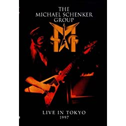 The Michael Schenker Group Live In Tokyo 1997