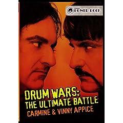 Drum Wars: The Ultimate Battle Carmine & Vinny Appice