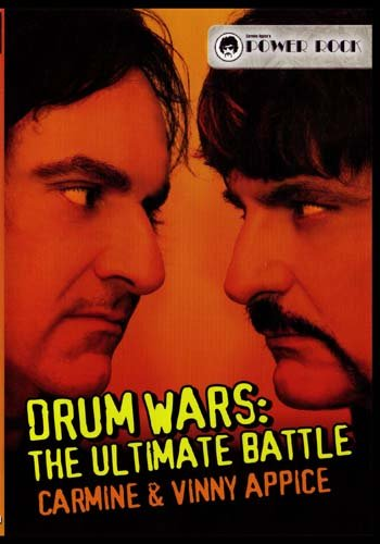 Drum Wars: The Ultimate Battle Carmine & Vinny Appice