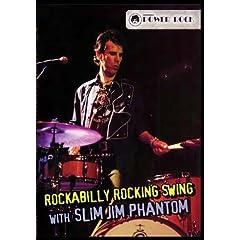 Rockabilly Rocking Swing with Slim Jim Phantom