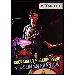 Rockabilly Rocking Swing with Slim Jim Phantom