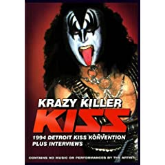 KISS Krazy Killer 1994 Detroit KISS Konvention Plus Interviews