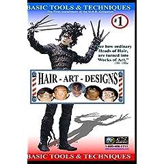Hair Art Designs: Basic Tools & Techniques