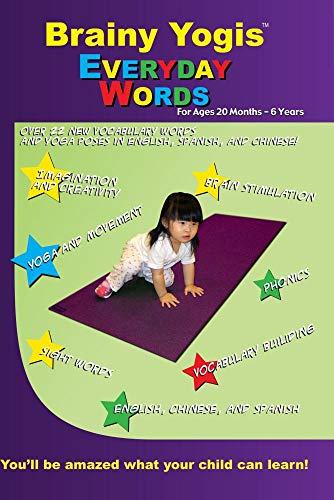 Brainy Yogis: Everyday Words