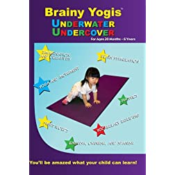 Brainy Yogis: Undercover Underwater