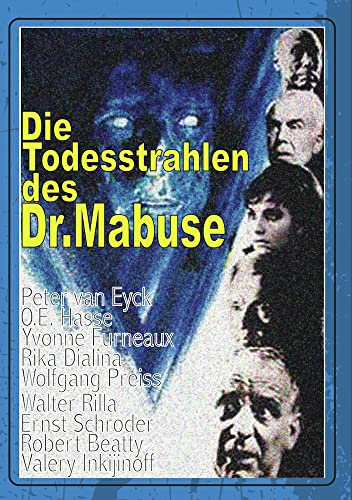 Death Ray Mirror of Dr. Mabuse
