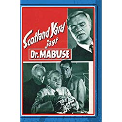 Dr. Mabuse vs. Scotland Yard*
