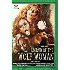 legend of the wolf woman
