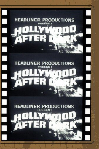 hollywood after dark