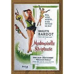 mademoiselle striptease