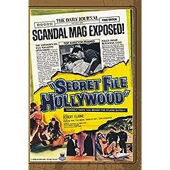 secret file, hollywood