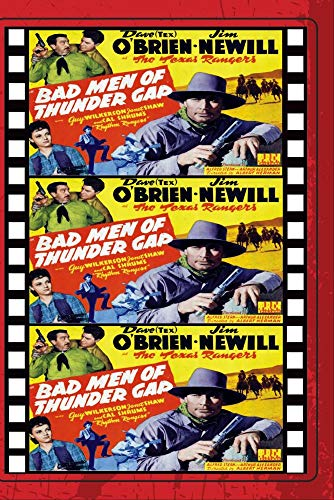 bad men of thunder gap