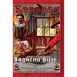 broncho billy shorts, v-1