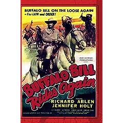 buffalo bill rides again
