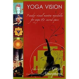 Yoga Vision: Audio-Visual Mantra-Mandalas for Yoga and Sacred Space