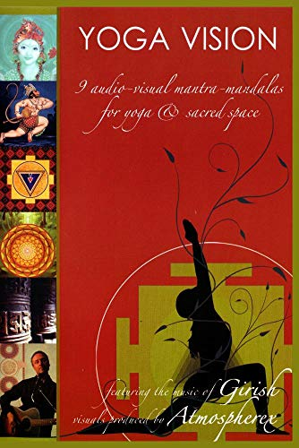 Yoga Vision: Audio-Visual Mantra-Mandalas for Yoga and Sacred Space