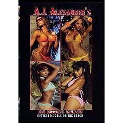 ATA Models Splash:  The Hottest Models on the Beach