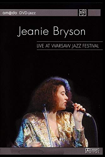 Jeanie Bryson: Live at the Warsaw Jazz Festival