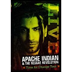 Apache Indian & The Reggae Revolution: Time for Change Tour Live