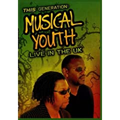 Musical Youth:  Live in the UK