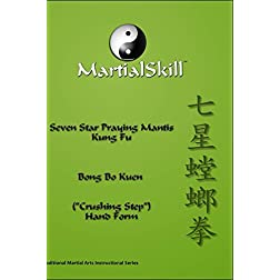 Praying Mantis Kung Fu: Bong Bo Kuen DVD