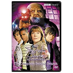 The Sarah Jane Adventures: The Complete Second Season