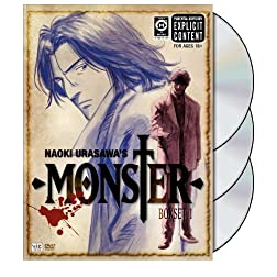 Monster: Box Set 1
