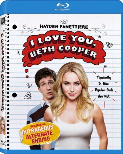 I Love You, Beth Cooper [Blu-ray]
