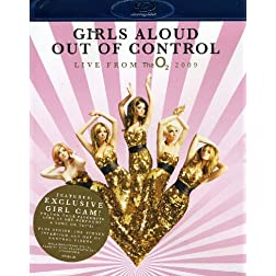 Out of Control Tour 2009 (Ac3 Dol) [Blu-ray]