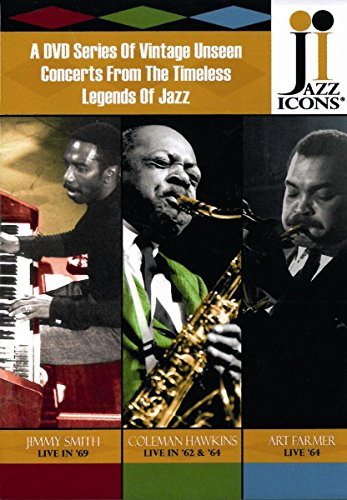 Jazz Icons: Series 4 Box Set (8 DVDs)