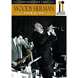 Jazz Icons: Woody Herman Live in '64