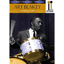 Jazz Icons: Art Blakey Live in '65