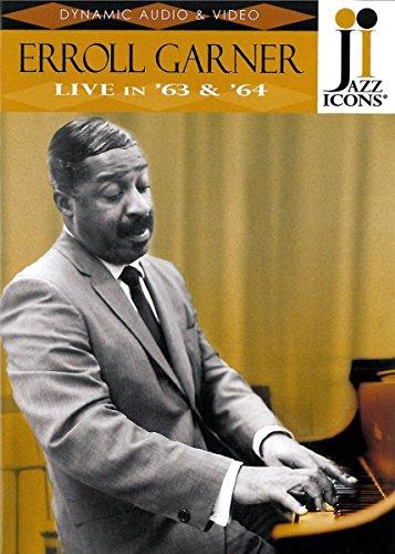 Jazz Icons: Erroll Garner Live in '63 & '64